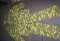 Камуфляж зимний новый, длинный мужской пуховик с капюшоном, Санкт-Петербург