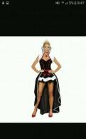 Платье туника летучая мышь больших размеров, костюм королевы на хеллоуин, Сестрорецк