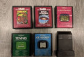 Игры Atari 2600 ntsc #2, Большая Ижора