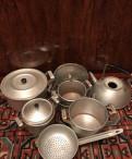 Посуда аллюминивая