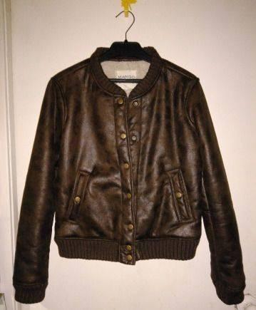 Одежда на юбилей 50 лет женщине, куртка под замшу, пропитку