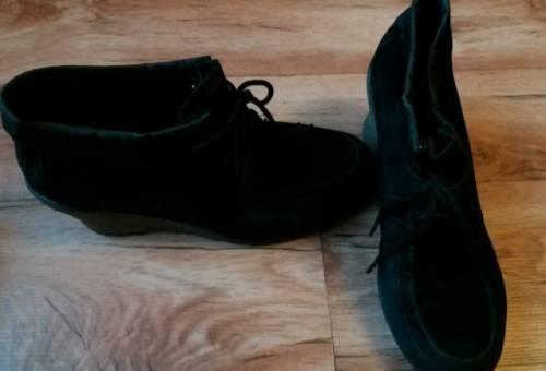 Купить кроссовки черные женские для фитнеса, обувь