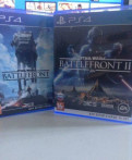 Star Wars Battlefront 2 и 1 ps4