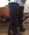 Сапоги, тапочки family кожаные домашние