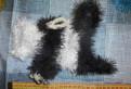 """Свитерок """"Панда"""" для собак мелких пород"""