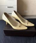 Туфли Giorgio Fabiani, женские зимние мокасины угги