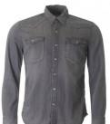Levis рубашка серая L, мужской костюм korpo, Кириши