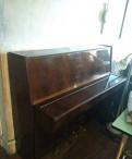 Пианино Petrof, Мга