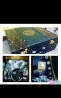 Кастрюли набор Версаче в чемодане Версаче