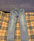 Джинсы Topshop, джинсы с низкой посадкой и разрывами