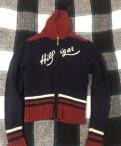 Платья свитер купить зима, tommy Hilfiger кофта на молнии, Санкт-Петербург