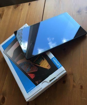 Lenovo Tab 3 Plus 8703X 16Gb (4G, FullHD)