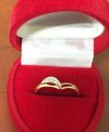 Золотое кольцо с фианитом, Луга