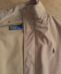 Куртка Ralph Lauren, футболка лакосте мужские