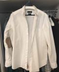 Рубашка Massimo dutti, wellensteyn мужская куртка england-sommer, Санкт-Петербург