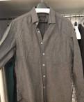 Рубашка massimo dutti, интернет магазины одежды из европы, Санкт-Петербург
