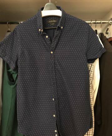 Рубашка Zara, спортивная одежда puma интернет магазин