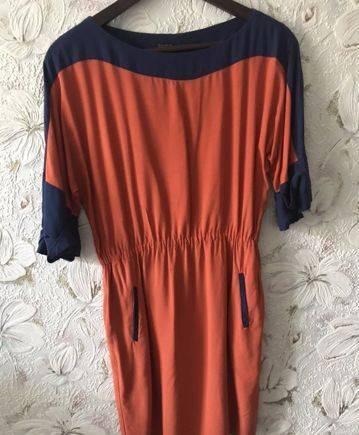 Платье af-17127 100 хлопок, платье zara