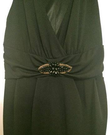 Платье черное Incity, куртка канада гус женская цена