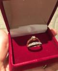 Кольцо с бриллиантом 17 размер, Токсово
