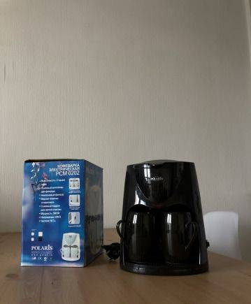 Кофемашина Polaris coffee maker PCM 0202 кофеварка