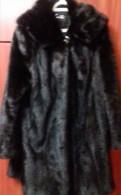 Норковая шуба, платья летние длинные в пол с коротким рукавом, Советский