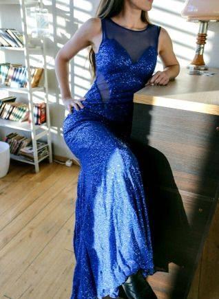 Фирма одежды yessica, вечернее платье