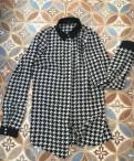 Шифоновая блуза mohito, одежда для худых женщин после 50 лет, Санкт-Петербург