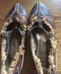 Тритон шуз женская обувь больших размеров, балетки Paolo Conte, Щеглово