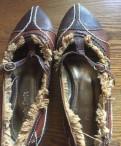 Тритон шуз женская обувь больших размеров, балетки Paolo Conte