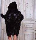 Платье эйвон черное с прозрачными вставками, шуба норковая, Выборг