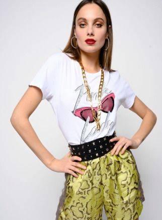 Одежда инфант трейд, футболка Pinko