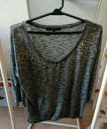 Польская одежда reserved, кофта Reserved с вышивкой камнями новая