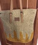 Плетёная сумка Replay, Мурино