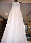 Свадебное платье, одежда для девушек осень
