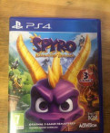 Игра Spyro Reignited Trilogy PlayStation 4 (ps4), Старая