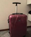 Новый ударопрочный финский чемодан, Санкт-Петербург