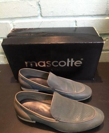 Зимняя мужская обувь сток, туфли mascotte