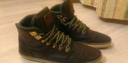 Интернет магазин обуви kappa, кеды (ботинки) зимние Quicksilver (осень-зима)