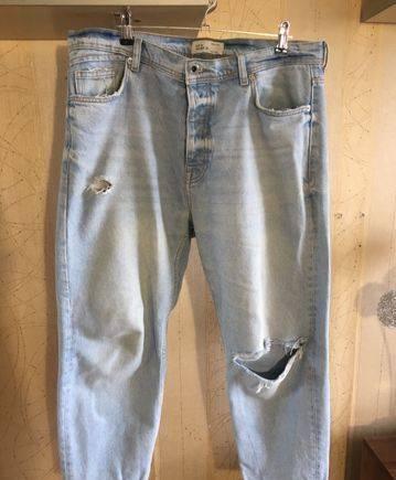 Мужские майки шелк, джинсы Zara