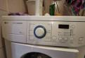 Стиральная машина LG Intello Washer WD 8018 5 кг