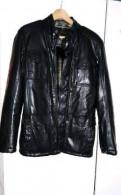 Куртка мужская wrangler authentic jacket blue black, куртка утеплённая