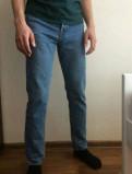 Голубые олдскул джинсы h&m, майка женская турция летучая мышь купить, Санкт-Петербург