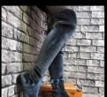 Обувь оптом по россии, новые сапоги велюр, Санкт-Петербург