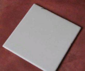 Кафель белый советский 15 х 15 мм