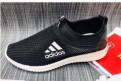 Кроссовки adidas, замшевые полуботинки мужские