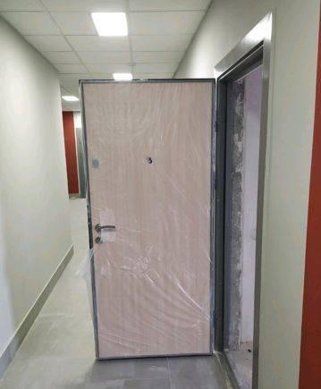 Входная металлическая дверь Тоун