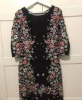 Платье почти новое цветочек A.M.N, оптовый склад одежды в италии