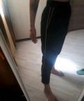 Брюки Monki с лампасами, штаны женские теплые коламбия, Мга
