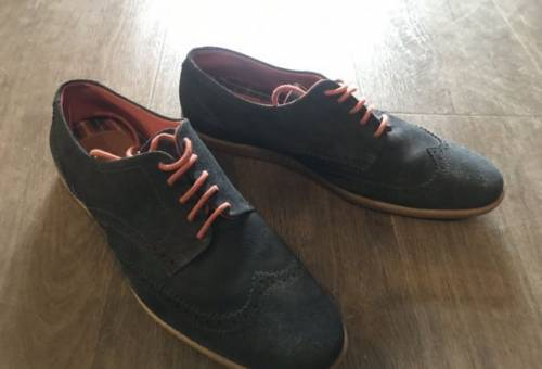 Ботинки Fred Perry в идеальном состоянии, бампы nike total
